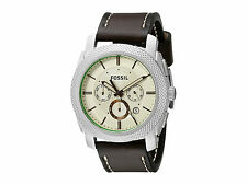 Neu Fossil Machine Chronograph FS5108 Herrenuhr