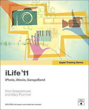 Apple Training Series: iLife 11, Scoppettuolo, Dion & Plummer, Mary, Used; Good