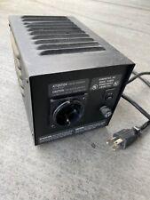 Hybrinetics 500W Step-up transformer (from 110V to 220V)