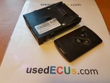 RENAULT Laguna MK3 Ignition Key Card Reader With Card a2c53185186, 3500133372660