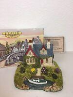 Lomond View Vintage Fraser Creations Cottage w/ Original Box and COA LOR#