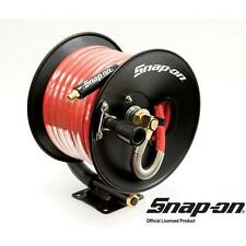 """SNAP-ON® Air Hose Reel Assembly 3/8"""" X 50 Foot Reel, New"""