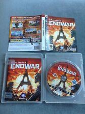 Tom Clancys End War (PS3) PlayStation 3
