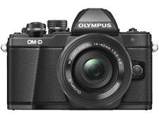 Olympus E-M10 Mark II 16,1 Mp Cámara Evil, Kit con Objetivo M.Zuiko Digital 14-150 IIR Sellado - Negra