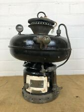 Rare Antique German Petromax Factory Loft Lamp Kerosene Donut Lantern No.650
