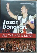 DVD Jason Donovan. Live - All the Hits and More