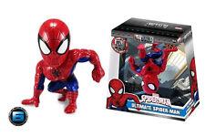 "Spider-Man - Ultimate Spiderman 15cm(6"") Metals Die-Cast Action Figure(M256)"