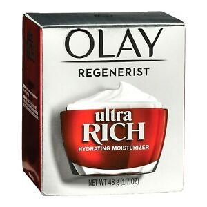 Olay Regenerist Ultra Rich Hydrating Moisturizer