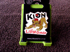 Disney * KION - THE LION GUARD * New on Card Character Trading Pin