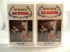 Ray Stevens - Get The Best Of Ray Stevens - 2 Cassette Set