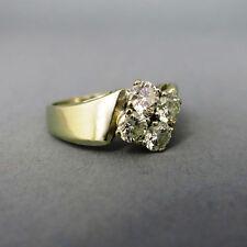 Ringe aus Weißgold mit P1 Brillantschliff
