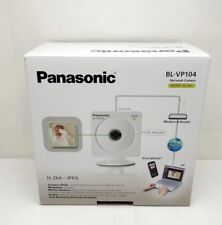 New Panasonic BL-VP104 720p Day/Night Box H.264 Home Security Color Camera 3.6mm
