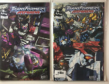 DW Transformers ARMADA VOLUME 1 Lot #1,2  1st Print 2002 Save combine shipping