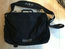 Brompton Front Bag, black. Great condition. Global shipping.