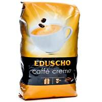 TCHIBO EDUSCHO Crema Espresso Roasted Coffee Beans 1kg -TRACKED SERVICE -