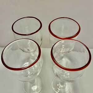mexican hand blown wine glasses