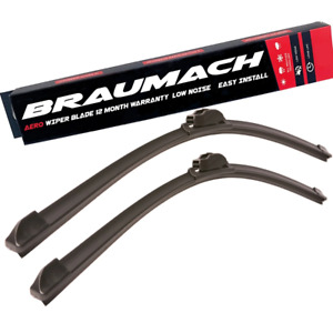 Wiper Blades Aero for Renault 19 Chamade B-C53_ Hatchback 1.8 (5-353A) 1992-1995