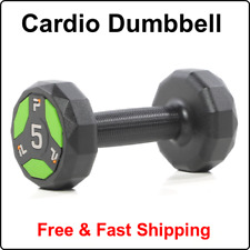 1Pc Single Dumbell for Gym Home Weight Lifting Fitness Yoga Cardio Crosfitt Work