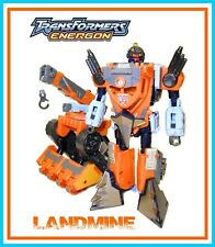 Transformers Energon _ Command / Voyager Class _ Landmine _ * Complete *