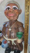 Vintage Nodder Drunken Friar Doll HEICO  Western Germany Monk Oktoberfest