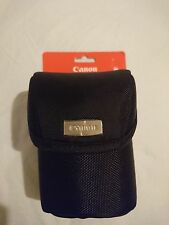 Genuine Official Canon compact Video Camera/ Lens Bag with Strap (Black)