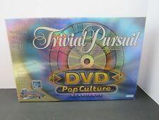 Trivial Pursuit Pop Culture Board Game w/ DVD Factory Sealed NIB