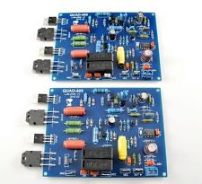 2 pcs QUAD 405 Audio Power Amplifier Board Two-channel Stereo for HIFI DIY New