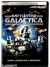 Battlestar Galactica The Film Widescreen  NEW DVD Buy 2 Items-Get $2 OFF