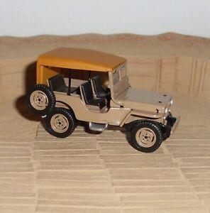 Jeep CJ2A Matchbox Collectibles réf YYM35055