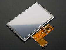 """5"""" inch 800x480 TFT LCD Display + Touch Panel, Standard 40 PIN RGB Interface"""