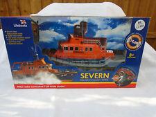 """RNLI Severn Class contrôle à distance Bateau de sauvetage RC Modèle Bateau 1:20 """"Baby Severn"""" New"""
