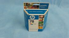 HP C6578DN 78 Tri-Color Inkjet Print Cariridge 19ml/0.64floz