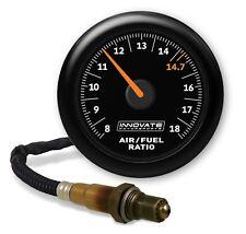 Innovate MotorsportsMTX-AL Analog Air/Fuel Ratio Gauge Kit - Black Dial