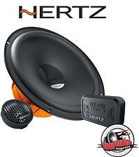HERTZ DSK 165.3 Dieci 2-Wege Lautsprecher System 80/160 Watt  Opel,VW,Fiat,BMW