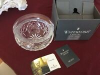 """Brand New Waterford Crystal 6"""" Archive Bowl in Original Box"""