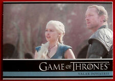 GAME OF THRONES - Season 3 - Card #03 - VALAR DOHAERIS - Rittenhouse 2014