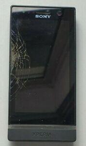 Sony Xperia U U ST25i - 8GB - Black (Unlocked) Smartphone, UK Seller