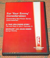 JOHN F. KENNEDY JR., RARE 2001 DOCUMENTARY DVD, JFK JR - JOHN-JOHN