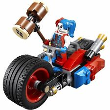 NEW LEGO Harley Quinn Motorcycle Cycle Chase Minifigure and Vehicle 76053
