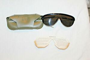 Sunglasses Pilot US Military 1965 Vietnam American Optical-Case & Intructions