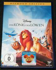 DVD Walt Disney: Der König der Löwen (Diamond Edition)