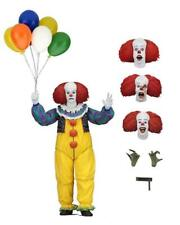 """NECA Ultimate Pennywise 1990 IT 7"""" Action Figure (New. Never Opened)"""