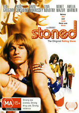 STONED - BRIAN JONES WILD WICKED LIFE (THE ROLLING STONES ORIGINAL FOUNDER) DVD