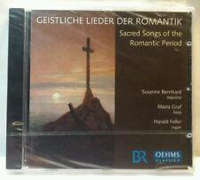 Sacred Songs of the Romantic Period-Wolf, Reger, Bernhard, Graf, Feller(cd7594)