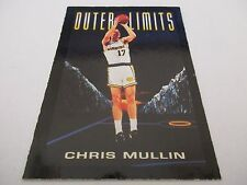 Carte NBA SKYBOX 1993-94 #325 Chris Mullin Golden State Warriors