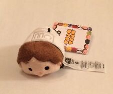 Disney Store Star Wars Mini Tsum Tsum Han Solo in Stormtrooper Disguise 3 1/2''