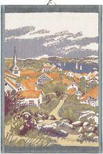 Ekelund Skargardsby Scandinavian Kitchen Towel, NEW