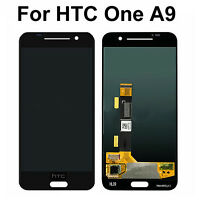 For HTC One A9 Complete Lcd Display Screen Touch Digitizer Lens Glass Assembly