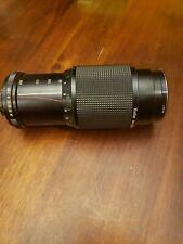 Vintage VIVITAR 80-200 MM Zoom Lens for Film Camera