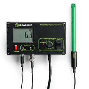 Milwaukee MC122 PRO pH Controller